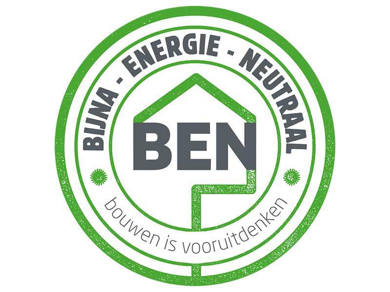 BEN: Bijna Energie Neutrale gebouwen